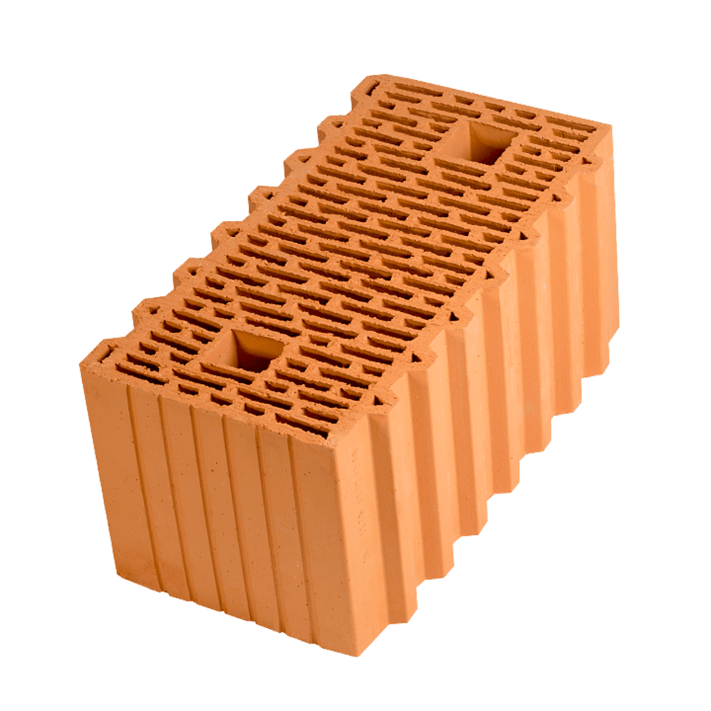 Керамический блок в картинках