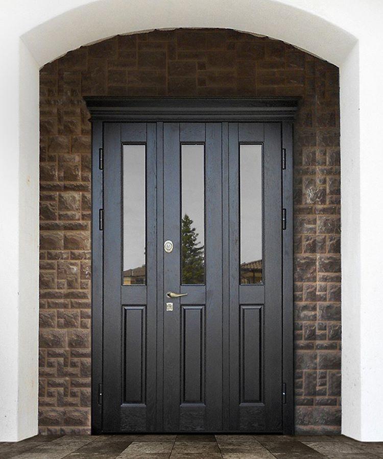 пластиковые двери входные двухстворчатые фото горле стадии