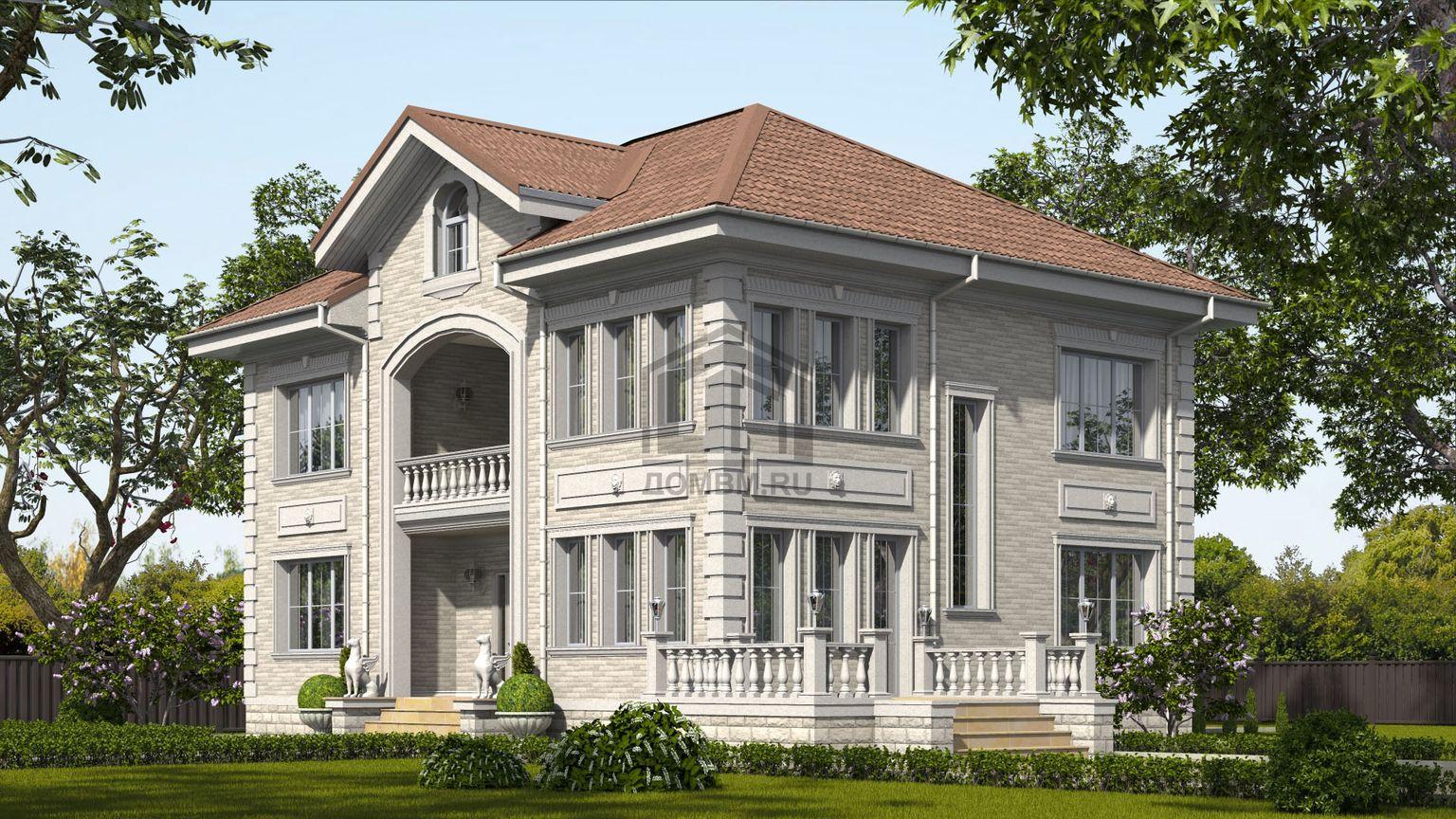 готовый проект дома 2