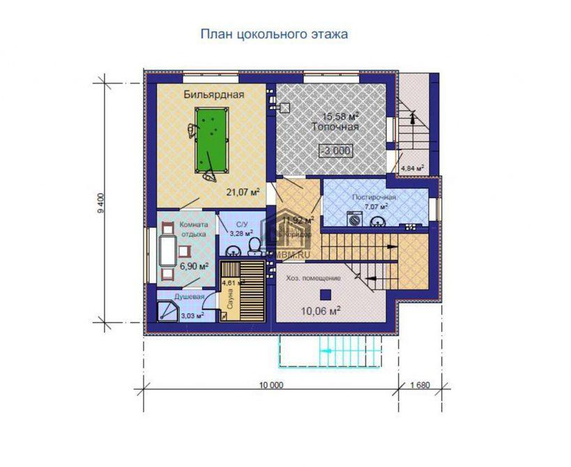 стоит план дома с цокольным этажом фото воля показал, как