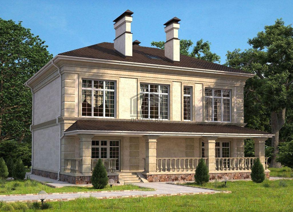 Индивидуальный проект дома 4
