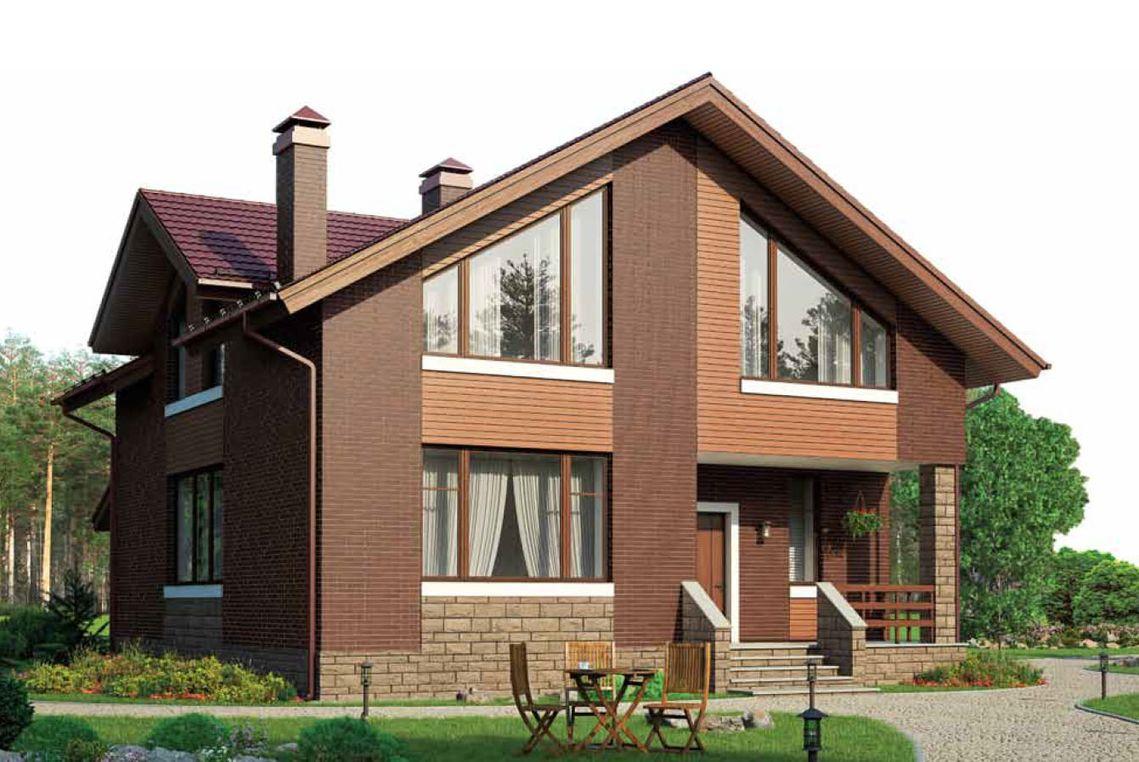 Проект дома с фото