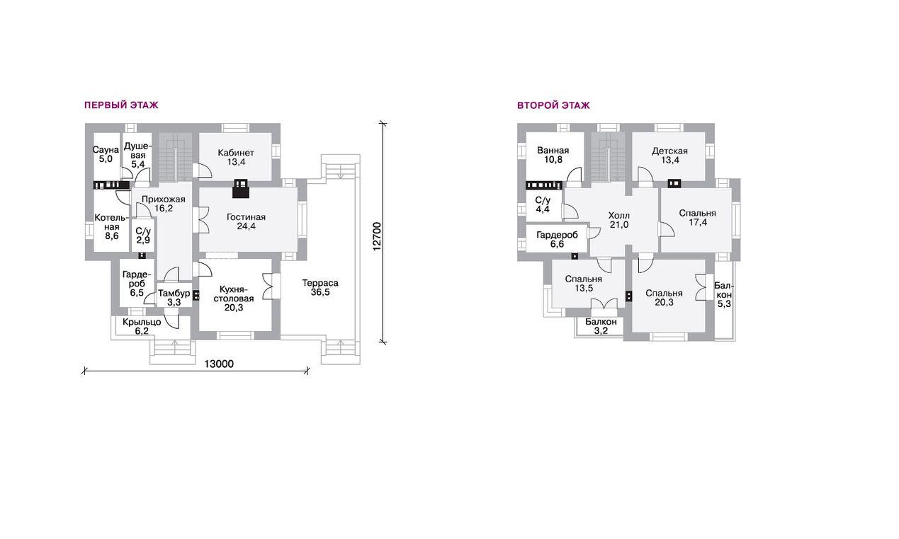 Проект дома под строительство 2