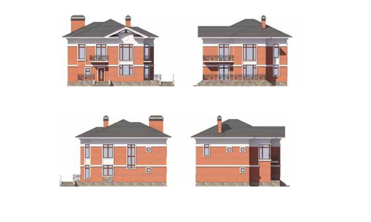 Проект дома под строительство 1